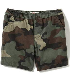 Levi's Baby Boys 3-24 Months Camo-Print Pull-On Shorts