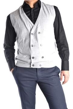 Massimo Rebecchi Men's Grey Cotton Vest.