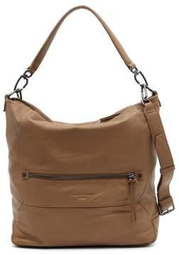 Liebeskind Berlin Queens Multipanel Vintage Leather Shoulder Bag