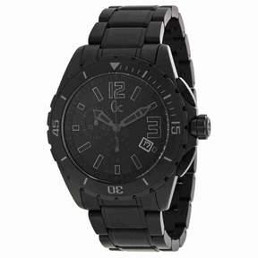 GUESS GC Sport Class XXL Blackout Ceramic Men's Watch X76010G2S