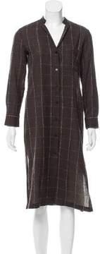 Steven Alan Knit Long Sleeve Dress