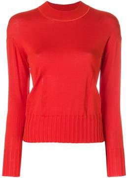 Kenzo knitted pattern jumper