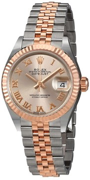 Rolex Lady Datejust Sundust Dial Automatic Ladies Watch