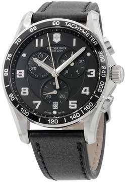 Victorinox Chrono Classic 241651 Stainless Steel Quartz 45mm Mens Watch