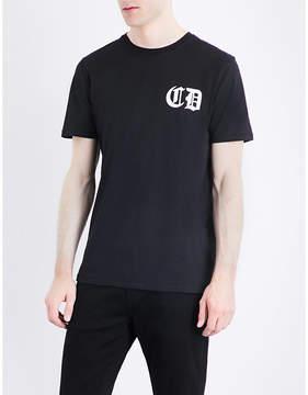 Criminal Damage Orie dragon-print cotton-jersey T-shirt