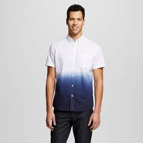Mossimo Men's Navy Dip Dye Shirt