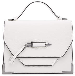 Mackage White Keeley Crossbody Bag