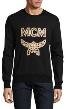 MCM Logo Graphic Sweatshirt