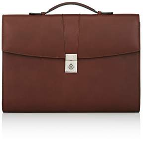 Barneys New York Men's Single-Handle Briefcase