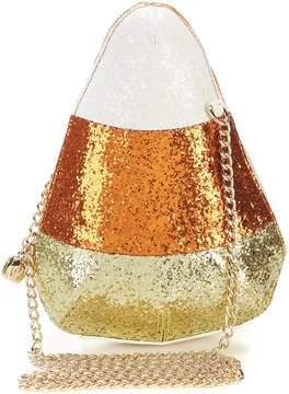 Betsey Johnson Candy Corn Cross-Body Bag
