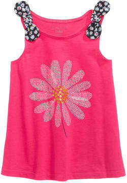 First Impressions Baby Girls Graphic-Print Tank Top Tunic, Created for Macy's