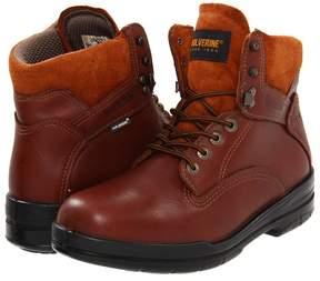 Wolverine 6 DuraShocks SR Boot Men's Work Boots