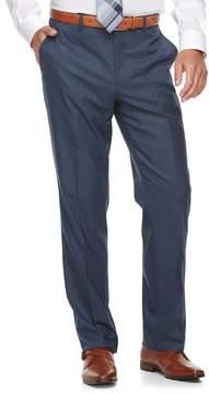 Marc Anthony Men's Slim-Fit Blue Stretch Suit Pants
