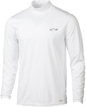 Greg Norman for Tasso Elba Men's Rapiheat Mock-Neck T-Shirt, Created for Macy's