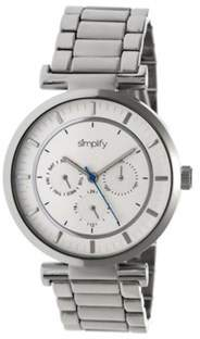 Simplify Men's The 4800 Quartz Watch.