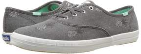Keds Champion Pineapple Chambray Women's Lace up casual Shoes