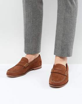 Ted Baker Miicke 5 Nubuck Loafers