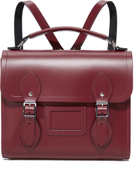 Cambridge Satchel Barrel Backpack