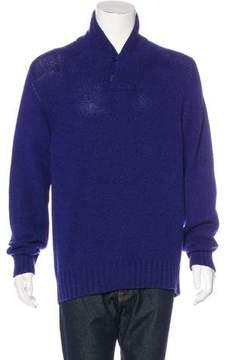 Loro Piana Icer Pull Baby Cashmere Sweater