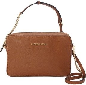 MICHAEL Michael Kors Jet Set Large East/West Crossbody - LUGGAGE - STYLE