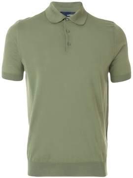 Lardini plain polo shirt