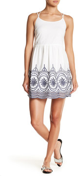 Dee Elly Embroidered Dress