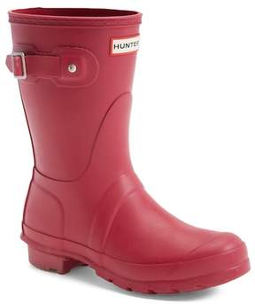 Hunter Short Waterproof Boot