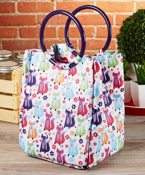 Fit & Fresh Foxy Meadow Lauren Insulated Lunch Bag