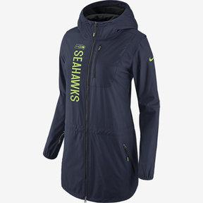 Nike Tote (NFL Seahawks) Women's Jacket