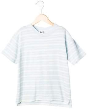 Bonpoint Boys' Striped Short Sleeve T-Shirt