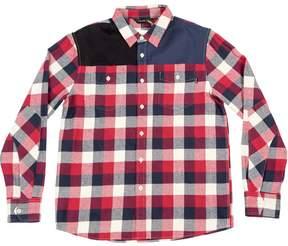 Poler Buffalo Pile Woven Flannel Shirt