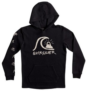 Quiksilver Boy's Venice Bliss Graphic Pullover Hoodie