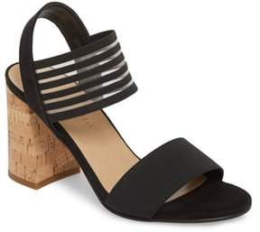 Bella Vita Dan Block Heel Sandal