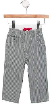 Kenzo Boys' Pinstripe Venice Beach Pants w/ Tags
