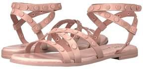 Yosi Samra Madison Stud Women's Flat Shoes
