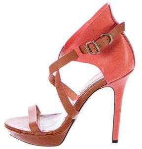 Vivienne Westwood Leather Platform Sandals