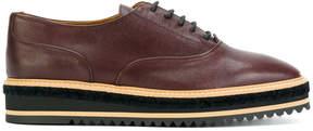 Castaner platform oxford shoes