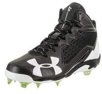Under Armour Men's Deception Mid Dt Baseball Cleat.