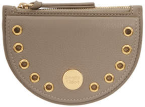 See by Chloe Grey Kriss Coin Pouch
