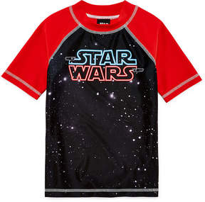 Star Wars LICENSED PROPERTIES Rash Guard - Preschool Boys 4-7