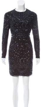 Needle & Thread Sequin Mini Dress w/ Tags