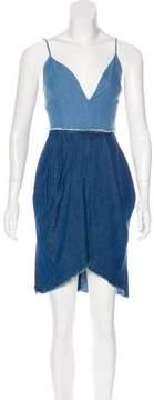 Bec & Bridge Sleeveless Chamray Dress
