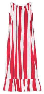 Edit Striped cotton dress