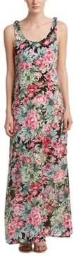 Cotton Candy Floral Maxi Dress.
