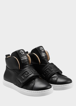 Versace Young Medusa Padded Sneakers