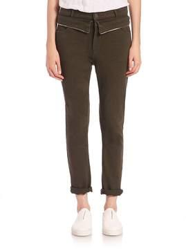 RtA Women's Morton Zip-Waist Jeans