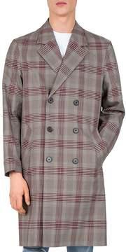 The Kooples Boston Check Coat