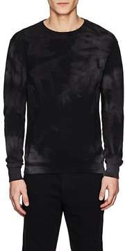 ATM Anthony Thomas Melillo Men's Tie-Dyed Cotton Sweatshirt