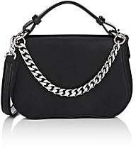 Calvin Klein Women's Western Shoulder Bag - Black