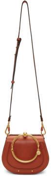 Chloé Red Small Nile Bracelet Bag